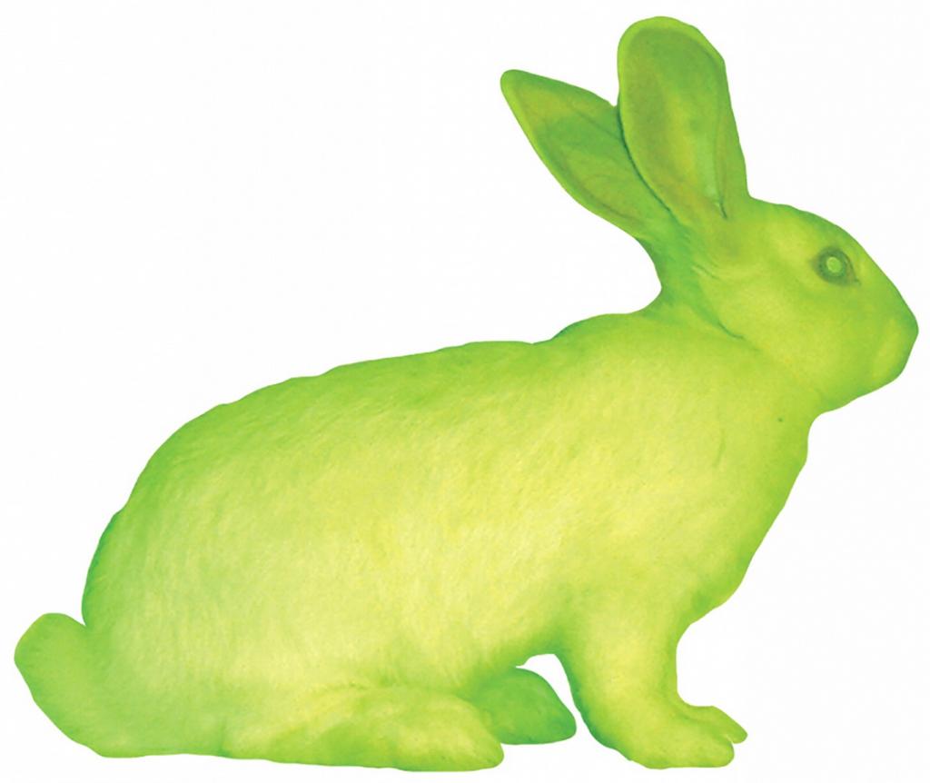 """Eduardo Kac, """"GFP Bunny"""", 2000."""