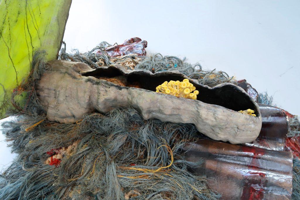 Katri Paunu, Grave, detail