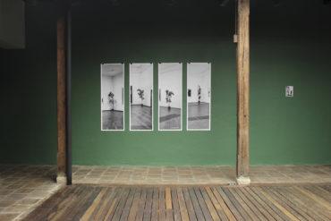 Inge Meijer, solo-expositie in Casa Kanú (detail).
