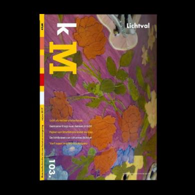 Cover kM (kunstenaarsmateriaal) 103 webshop