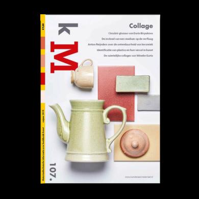 Cover kM (kunstenaarsmateriaal) 107 webshop