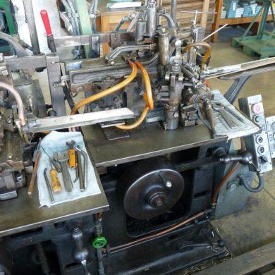 kM 113 - laatste lettergieterij