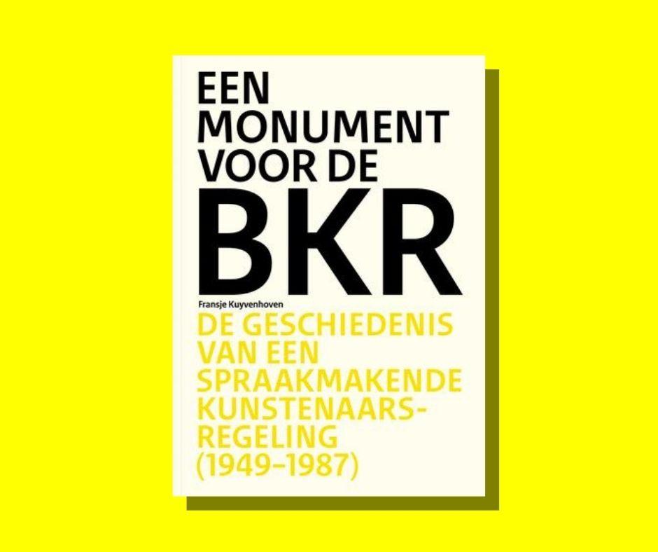 Agenda-item Een monument voor de BKR