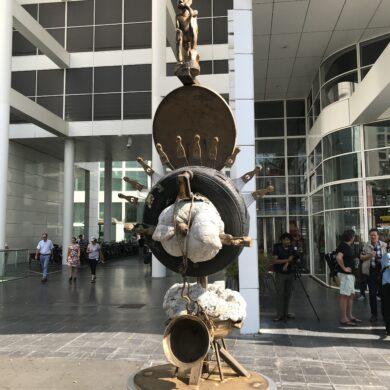 Kunst in de openbare ruimte